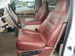 King Ranch Interior Maintenance Page 6 Ford Powerstroke Diesel