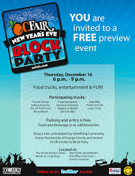 OC FAIR New Year's Eve Block Party Preview | Suburban Mama Eating My Way Through Oc Having A Great Time At The Fair Food Dirty Smoke Bbq Blog The Ultimate Bacon Guide To Nibbles Of Tidbits Blogfair Foodie Tour Pineapples New Items Try 2016 2014 Orange County Ca Monster Truck Show Youtube Meet Me Fair Our Favorite Photos 2018 Everything You Need Know About Hours Discounts Demolition Derby And Vendor Info Socal Vegfest