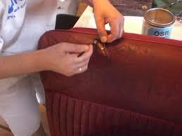 réparer un canapé en cuir comment reparer un canape en cuir dechire digipi co