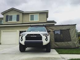 What Did You Do To/in Your 5th Gen Today?! - Page 1097 - Toyota ... Coreys Fj Cruiser Buildup Archive Expedition Portal Arb 4x4 Accsories 813208a Deluxe Awning Room Wfloor Ebay Amazoncom 2000 Automotive Thesambacom Vanagon View Topic Tuff Stuff 65 X 8 Camp Shelter With Pvc New Taw All Access Setting Up Youtube Install How To On A Four Wheel Camper Performance Camping Essentials Set Up Side And Sun Room