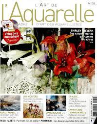 Abonnement LArt De LAquarelle Magazine