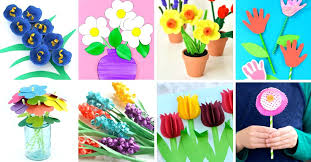 The Most Easy And Beautiful Flower Crafts Craft Paper Making Design Step By Crepe