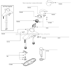 Moen Faucet Aerator Assembly by Faucet Aerator Parts Diagram Home Design Health Support Us