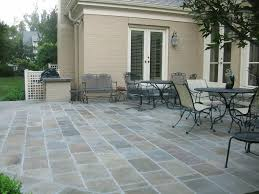 Patio Simple Patio Idea With Several Patio Sets Table And
