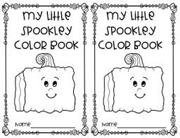 Spookley The Square Pumpkin by Spookley The Square Pumpkin Color Activities And Book Tpt