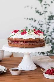 cappuccino johannisbeer schoko torte