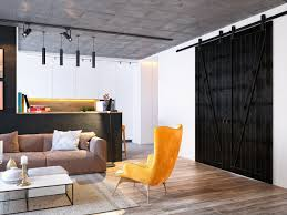 100 Wood Cielings 3 Inspiring Homes With Concrete Ceilings And Floors