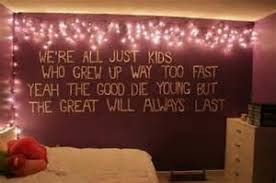 Tumblr wall quotes For my room Pinterest