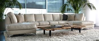 sectional american leather astoria sectional sofa jensen lewis