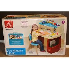 Step2 Furniture Toys by Step 2 Step2 Deluxe Art Master Desk