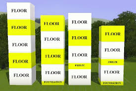Sims 3 Floor Plans Small House by The Sims 3 Tutorials Multi Floor Homes And Basements