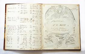 A Drawing From 19th Century Legendary London Pastor Charles Spurgeons Newly Discovered Journals