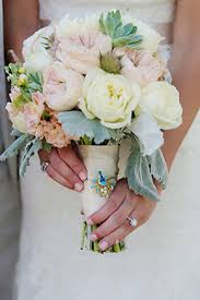 Rustic Bridal Bouquet Flower