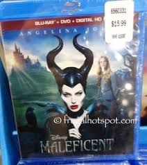 Costco Has Disney Maleficent Blu Ray DVD Digital HD On Sale For A Limited Time