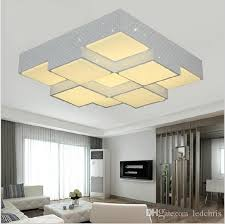 bright dimmable cube modern ceiling lights 4 6 9 heads for