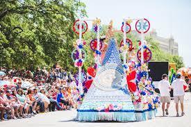 Parade Float Decorations In San Antonio by Can U0027t Miss Events Fiesta San Antonio 2017