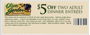 Olive Garden Printable Coupons July 2017 – Printable Coupon Codes