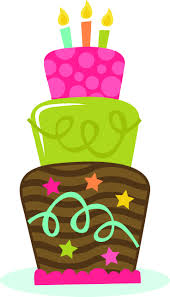 Happy Birthday Day Cake Pencil Drawings 378 Best ღ Clipart Birthday ღ Pinterest