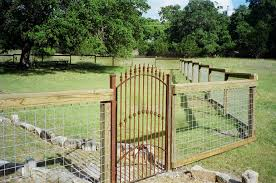 Decorative Garden Fence Panels by Cattle Fences And Gates Iron Gate Custom Wrought Iron With Stone