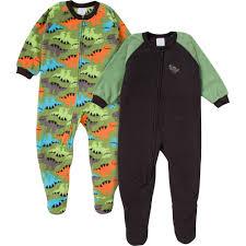 Gerber - Gerber Toddler Boy Blanket Sleeper 2-pie - Walmart.com