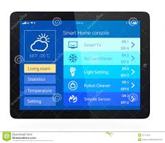 Smart Home Console Stock Photo - Image: 41151604 Perch Lets You Turn Nearly Any Device With A Camera Into Smart Modern Smart Home Flat Design Style Concept Technology System New Wifi Automation For Touch Light Detailed Examination Of The Market Report For Home Automation System Design Abb Opens Doors To Future Projects The Greater Indiana Area Ideas Remote Control House Vector Illustration Icons What Is Guru Tech Archives Installation Not Sure If Right You Lync Has