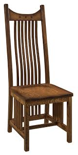Royal Mission Chair From DutchCrafters Amish Furniture John Thomas Select Ding Mission Side Chair Fniture Barn Almanzo Barnwood Table Tapered Leg Black Base Amish Crafted Oak Room Set 1stopbedrooms Updating Style Chairs The Curators Collection Stickley Six Ellis A Original Sold Of 8 Arts Crafts 1905 Antique Craftsman Plans And With Urban Upholstered Rotmans Marbrisa Available At Jaxco