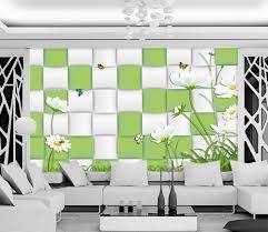 fototapete wohnzimmer grün und wand nr dec 7570 uwalls de
