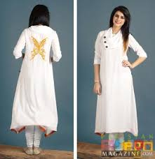 New Simple Pakistani Dress