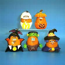 Mcdonalds Halloween Pails Ebay by Oh The Memories U002790s Mcdonalds Halloween Buckets Rebrn Com