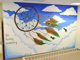 Big Ang Mural Petition by Sandy Hook Mural At Newtown High Censored Ny Daily News