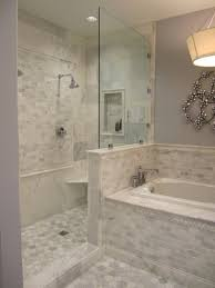 carrara marble subway tile bathroom 3 marble tile bathroom ideas