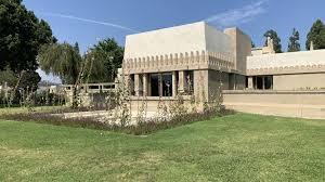 100 Frank Lloyd Wright La S Hollyhock House Is Named A UNESCO World