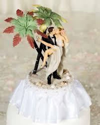 Wedding Cake Toppers Humorous