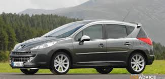 Peugeot 207 SW Station Wagon & SW RC s 1 of 6