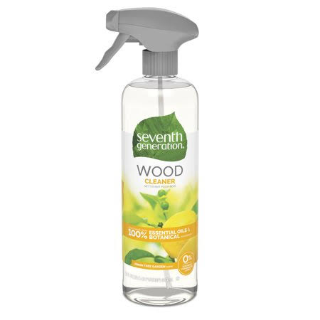 Seventh Generation Wood Cleaner - Lemon Garden (23 oz)