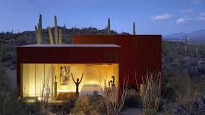 100 Desert Nomad House Rick Joy
