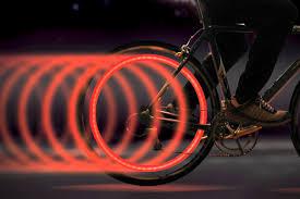 SpokeLit LED Bicycle Lights
