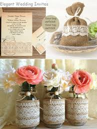 Rustic Vintage Lace Wedding Ideas