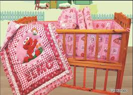 sesame street beginnings crib set and comforter set mummys market