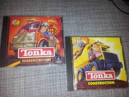 Does Anyone Remember The Tonka Construction Games?