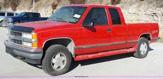 100 1998 Chevy Truck Chevrolet Silverado 1500 Z71 Ext Cab Pickup Truck It