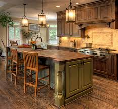 Amazing Rustic Farmhouse Style Kitchen Decorating Ideas 43