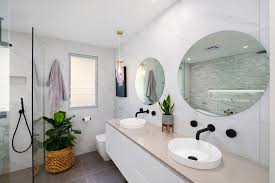 Budget Bathroom Renovation Ideas: Luxe Look For Less - The Interiors ... Cheap Bathroom Remodel Ideas Keystmartincom How To A On Budget Much Does A Bathroom Renovation Cost In Australia 2019 Best Upgrades Help Updated Doug Brendas Master Before After Pictures Image 17352 From Post Remodeling Costs With Shower Small Toilet Interior Design Tile Remodels For Your Remodel Diy Ideas Basement Wall Luxe Look For Less The Interiors Friendly Effective Exquisite Full New Renovations