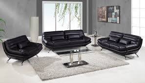 black leather living room furniture sets living room set living