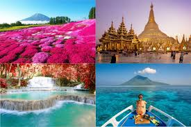 Best Places To Visit In Asia This Year And When Go