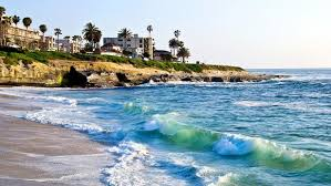 La Jolla Beach Cove CA
