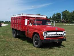 Old Grain Trucks | Farm Truck Central Page Ford Enthusiasts ...