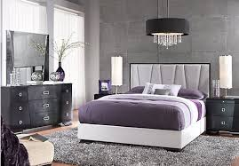 shop for a sofia vergara biscayne 5 pc queen upholstered bedroom