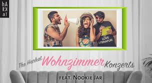 book tickets to harkat wohnzimmer konzert feat nookie jar