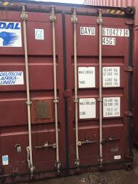 100 Shipping Container 40ft 12m High Cubed S Available In City Deep